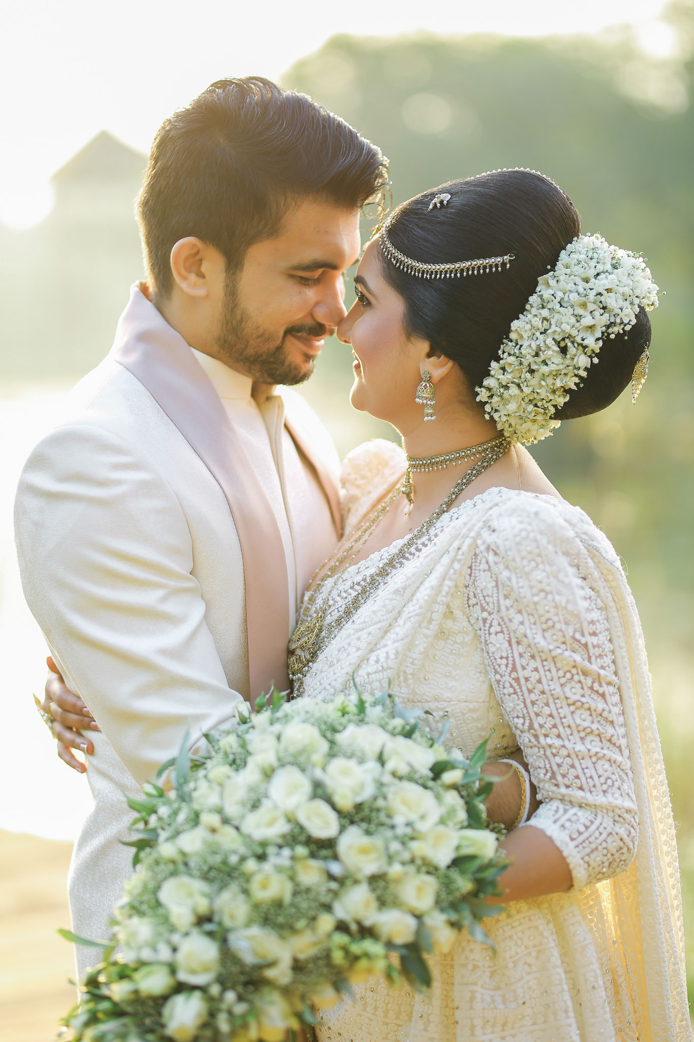 Imesha & Damith - Prabath Kanishka Wedding Photography
