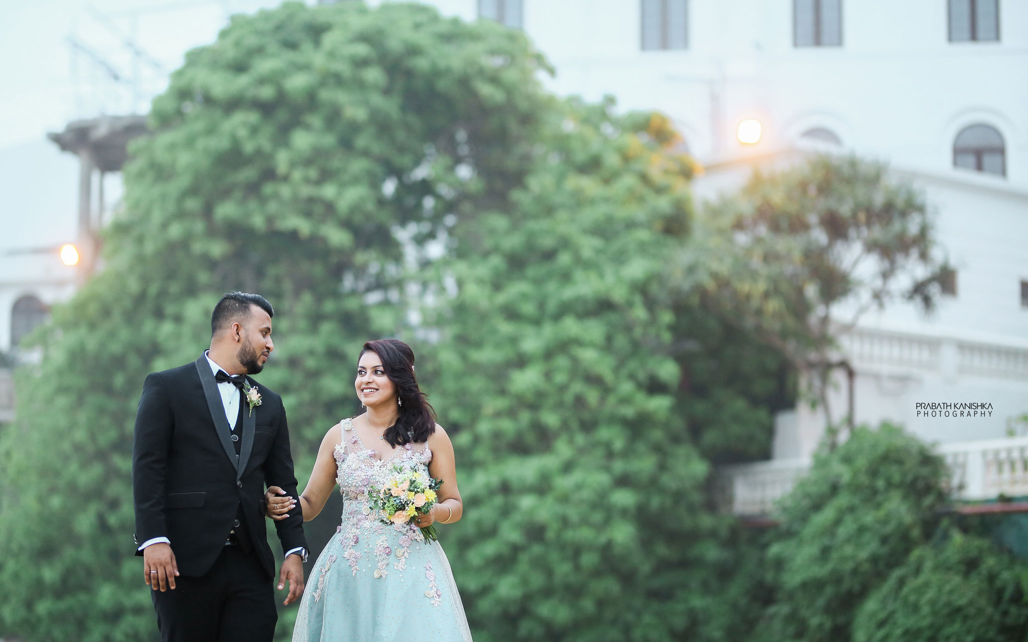 Subanya & Gihan - Prabath Kanishka Wedding Photography