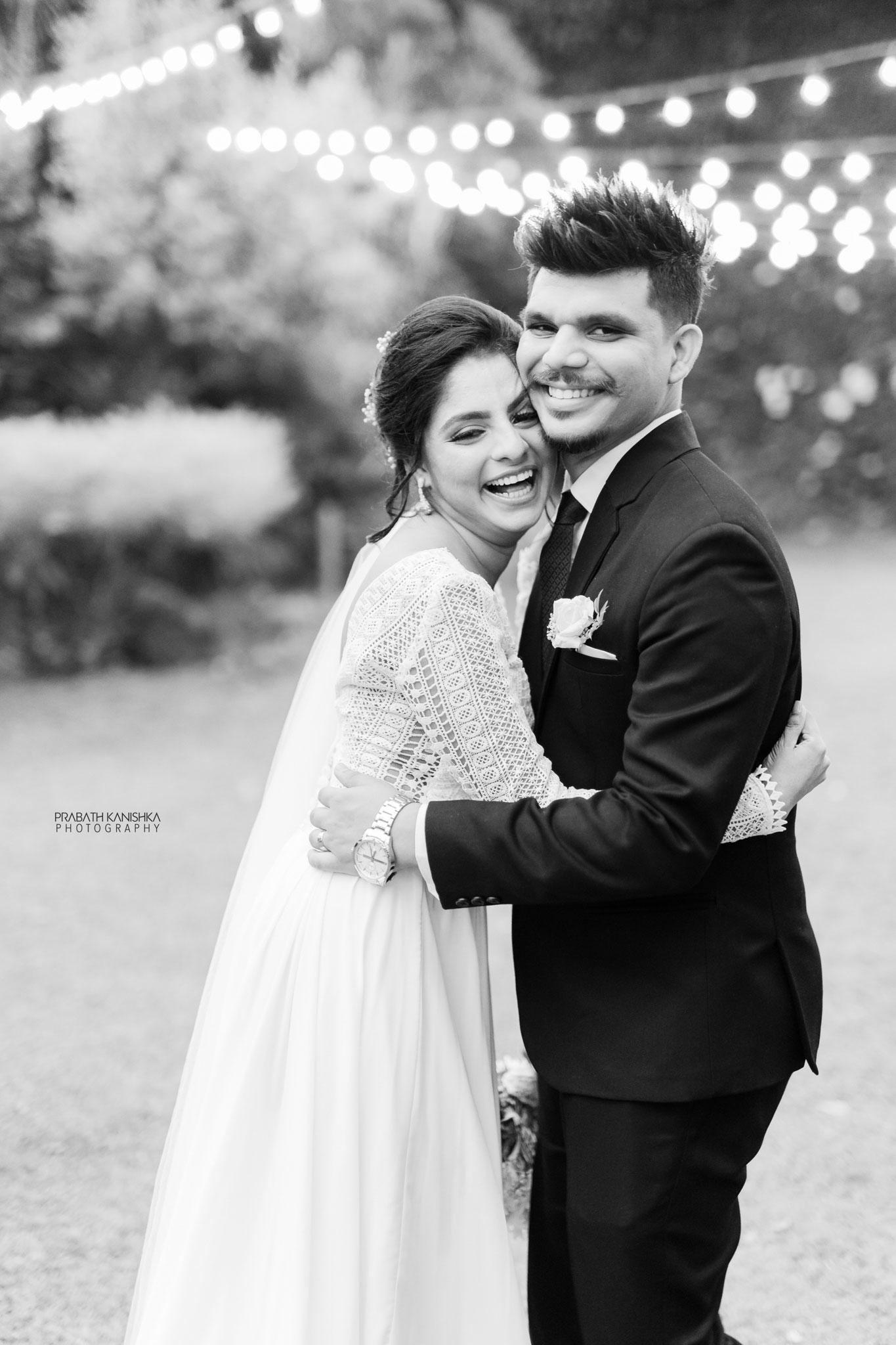 Aneeka & Stephan - Prabath Kanishka Wedding Photography