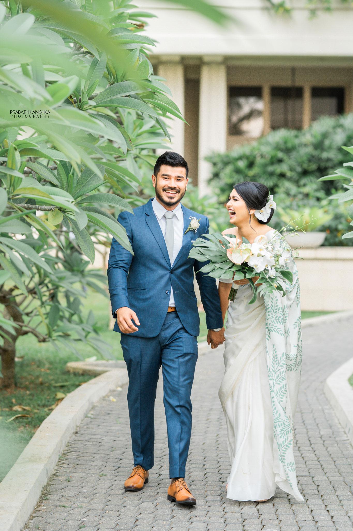 Nishadi & Haren - Prabath Kanishka Wedding Photography