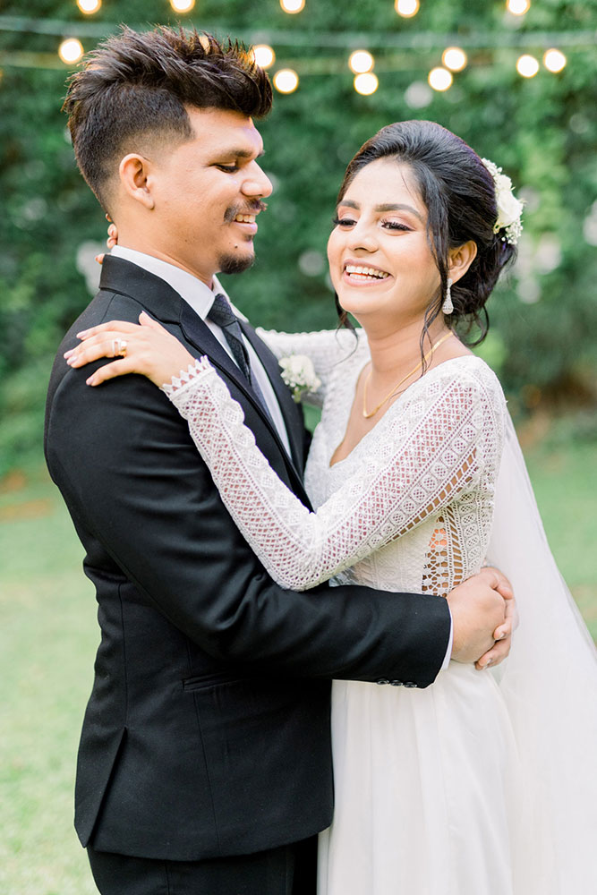 Aneeka & Stephan - Prabath Kanishka Wedding Photography